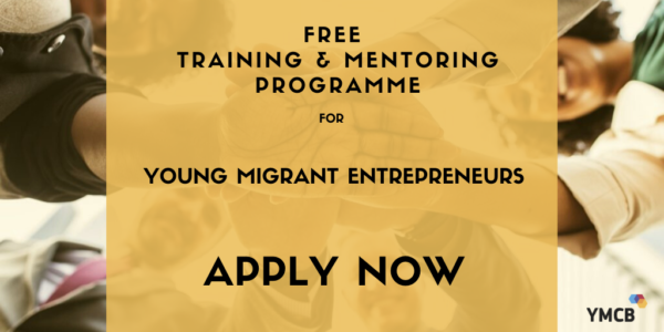 open call; mentees; apply now; young; migrant; entrepreneurs