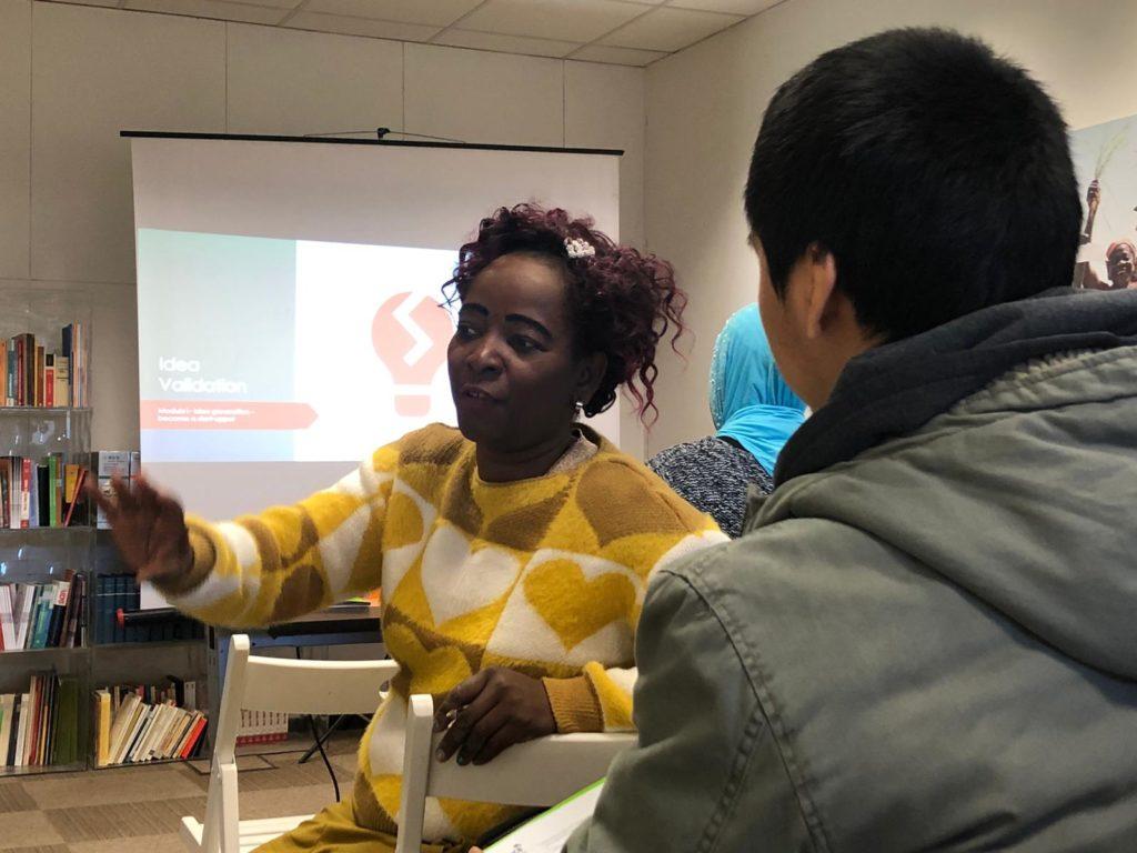 YMCB mentoring training