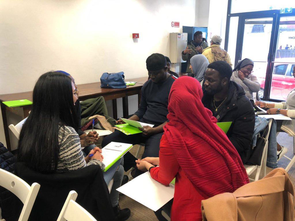 YMCB training Florence Italy