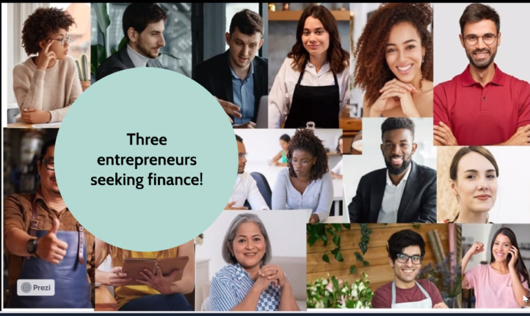 access to finance webinar