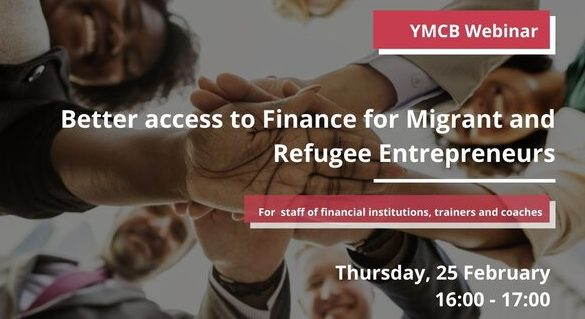 webinar access to finance migrant entreprenerus