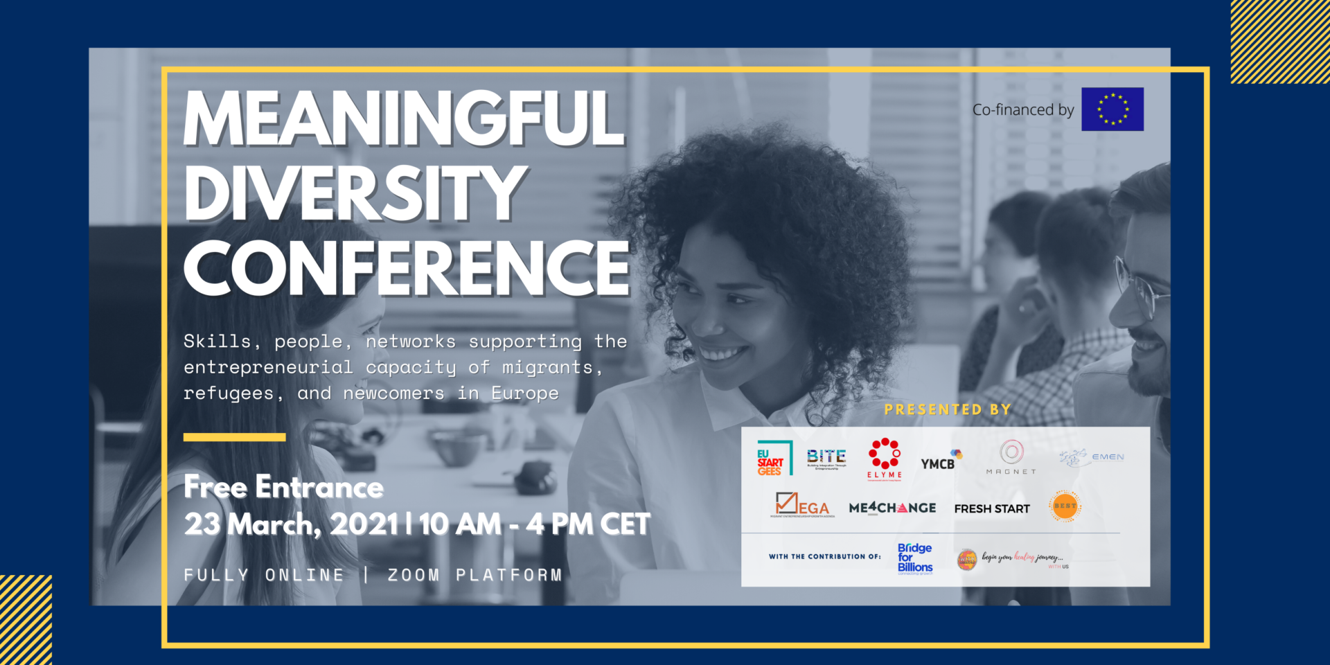 Meaningful diversity conference